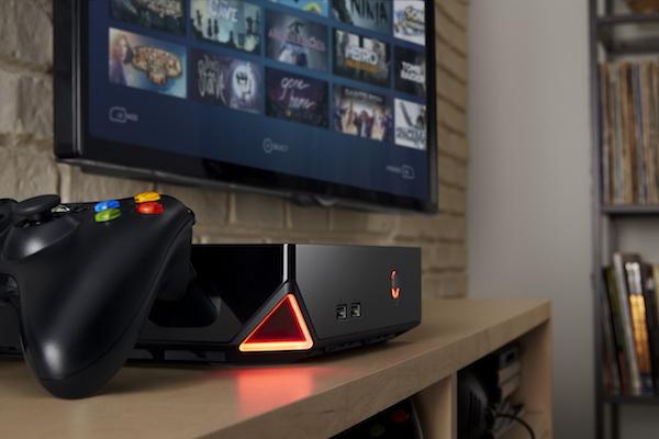 Alienware Alpha Gaming Desktop in Living Room