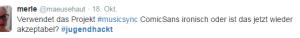ComicSans-Kommentar