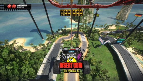 Trackmania Turbo - Screenshots von der gamesom 2015