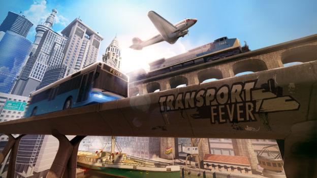 Transport Fever - Cover art 4