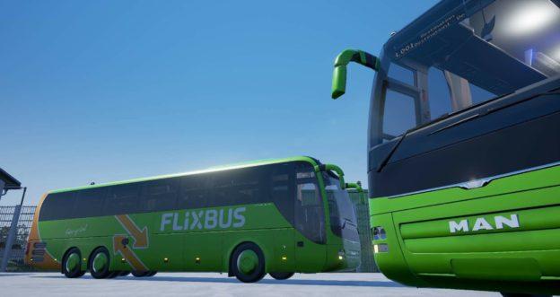 Fernbussimulator -Aerosoft