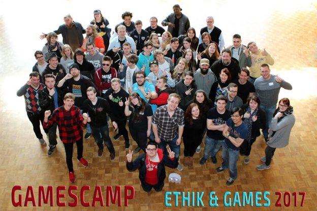 Gamescamp Ethik und Games 2017